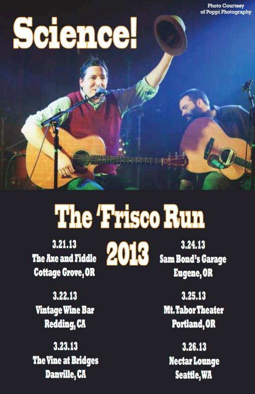 The 'Frisco Run 2013